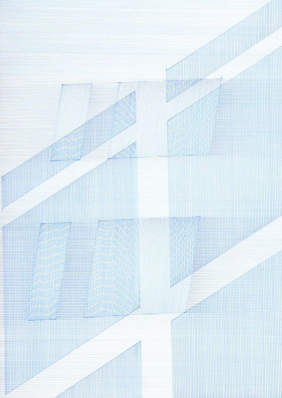 10:19 2010Künstlertusche auf Papier 70 cm x 100 cm