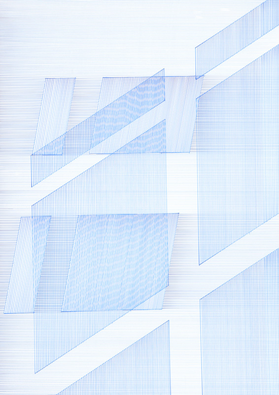 10:34 2010Künstlertusche auf Papier 70 cm x 100 cm
