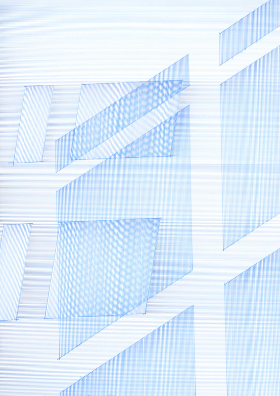 10:51 2010Künstlertusche auf Papier 70 cm x 100 cm